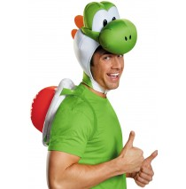 Super Mario Bros: Yoshi Adult Kit - Standard One-Size
