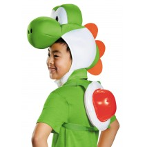 Super Mario Bros: Yoshi Child Kit - One-Size