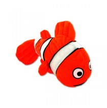 Plush clown fish