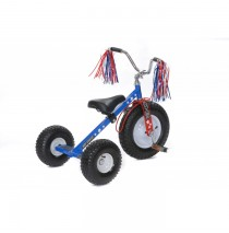 Dirt King Adult Dirt King Patriot Tricycle Ages 10 - Adult