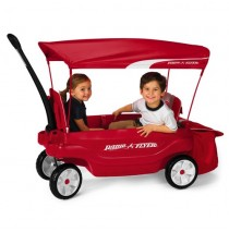 Radio Flyer Ultimate Comfort Wagon Model 3181