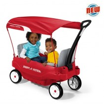 Radio Flyer Ultimate Family Wagon Model 3101A