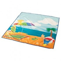 Seaside Beach Kids Mat by Pacific Play Tents