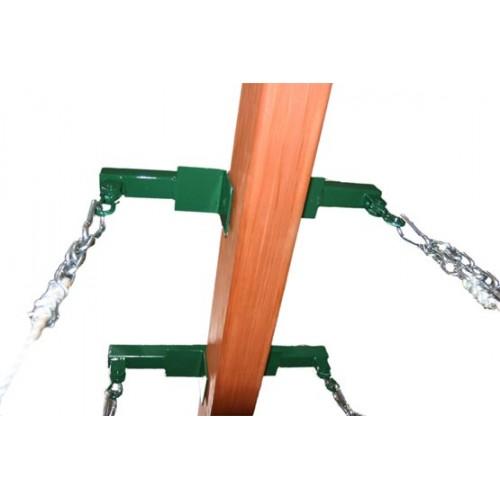 Glider Swing Brackets Swing Set Hardware Rocket Rider Hardware