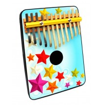 Star Group 12 Note Thumb Piano