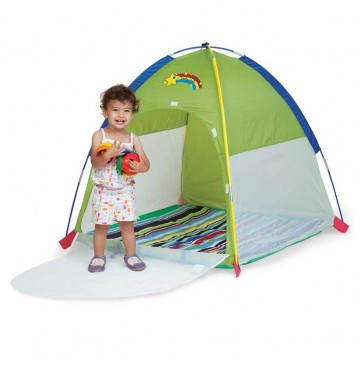 """Baby Suite I Deluxe Lil Nursery Tent with 1/2"""" Pad - 20006-360x365.jpg"""