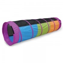 Peek A Boo! I See You! 6 ft Play Tunnel by Pacific Play Tents