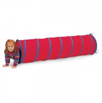 Institutional 6FT X 19IN TUNNEL RED/BLUE Pacific Play Tents