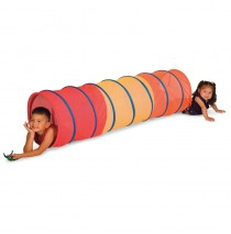 Institutional See-Thru Multi-Color 6-ft Tunnel