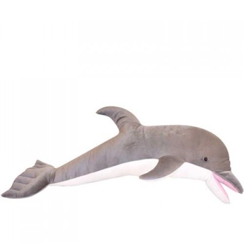 Dolphin Plush Stuffed Animal By Melissa Amp Doug