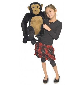 Melissa & Doug Chimpanzee Plush Stuffed Animal - 2171-Plush-Chimp-withKid-360x365.jpg