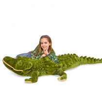 Melissa & Doug Alligator Plush Stuffed Animal