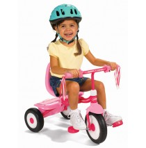 Fold 2 Go Girls Trike by Radio Flyer Model 21PS