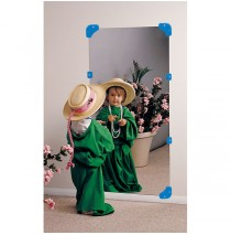 "24"" x 48"" Mirror by Childrens Factory"