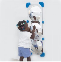 3 Bubble Border Mirror by Childrens Factory