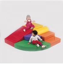 Mariahs Play Center Climber Standard Vinyl by Childrens Factory