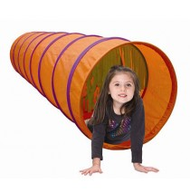 Tickle Me 6' Tunnel Orange by Pacific Play Tents
