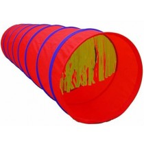 Tickle Me 6' Tunnel Red by Pacific Play Tents