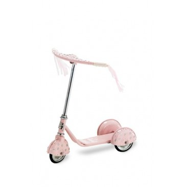 Morgan Cycle Retro Scooter in Pink with Crystals - 31215-360x365.jpg