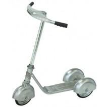 Morgan Cycle Retro Scooter in Silver