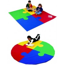 Puzzle Pair Activity Mats by Childrens Factory