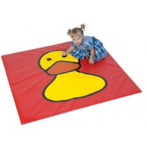 Children's Factory Lovable Duck Mat