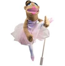 Melissa & Doug Puppet - Ballerina