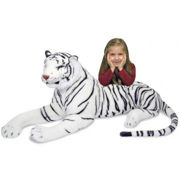 Melissa & Doug White Tiger Plush Stuffed Animal - 3979-Plush-WhiteTiger-withK-360x365.jpg