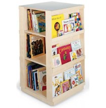 4-Sided Library Display by Guidecraft