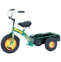 Morgan Cycle Pick-up Ranch Trike in Green