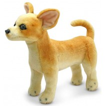 Melissa & Doug Chihuahua Plush Dog