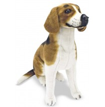 Melissa & Doug Beagle Plush Dog