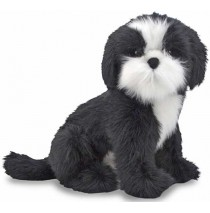 Melissa & Doug Shih Tzu Plush Dog