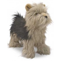 Melissa & Doug Yorkshire Terrier Plush Dog