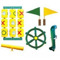 Tower Toys, 5 piece set