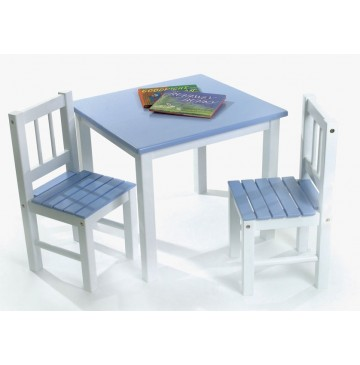 Lipper Table & Chair Set - Blue & White Set - 513BL-360x365.jpg