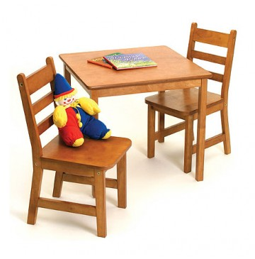 Lipper Child's Square Table & 2 Chairs Set - Pecan - 514P-360x365.jpg