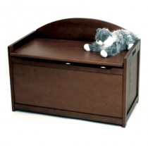 Lipper Walnut Toy Chest Free Shipping