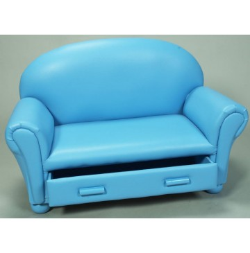 Blue Upholstered Chaise Lounge W/ Pull Out Drawer - 6700B-360x365.jpg