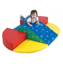 Exporama Soft Play Climber by Childrens Factory