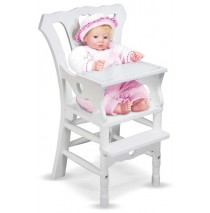 Melissa & Doug Doll High Chair
