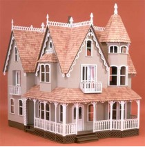 Garfield Dollhouse Kit by Greenleaf