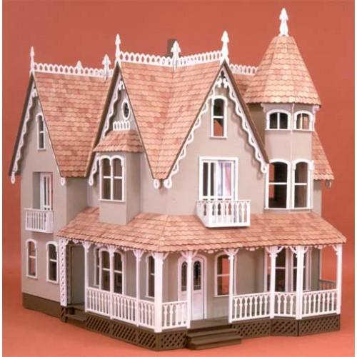 Dollhouse Kits By Greenleaf Garfield Dollhouse Kit