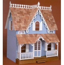 The Arthur Dollhouse Kit by Greenleaf