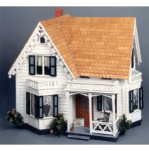 The Westville Dollhouse Kit by Greenleaf