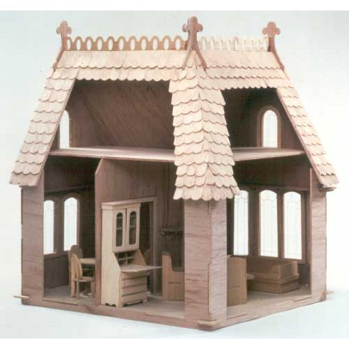 Dollhouse Kits By Greenleaf The Coventry Cottage