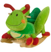 Gregory Grasshopper Rocker by Rockabye