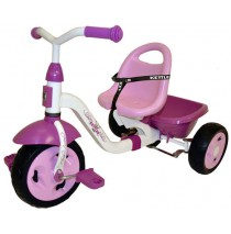 Kettler Happy Prinzessin Navigator Tricycle With Seatbelt