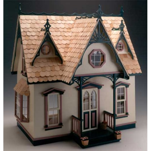 Dollhouse Kits By Corona Concepts The Orchid Dollhouse
