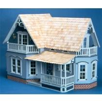 The Magnolia Dollhouse by Corona Concepts - Wood Kit